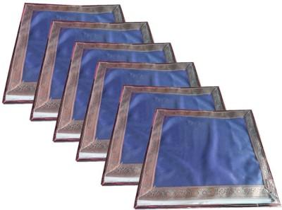 Nidhi designer goldenblue 001 blue