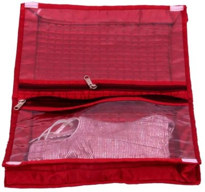 Kuber Industries Designer Quilted Satin Lingerie Cover MKUSC135