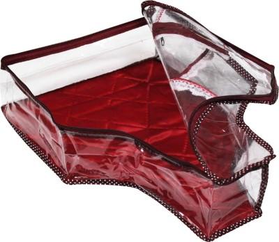 Mpkart Designer Transparent New Blouse Maroon Cover FasBloPolMumShamarSM06-456