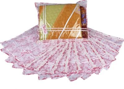 Mridang Designer Colorful Saree Cover JM0_5314