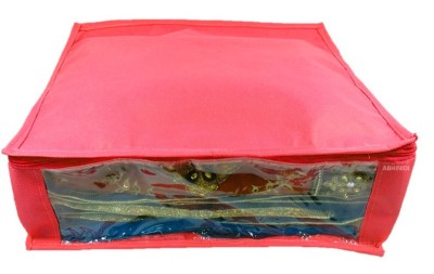 Abhinidi Non-Woven Multipurpose Saree Cover 1PC Capacity5-6 Units Each