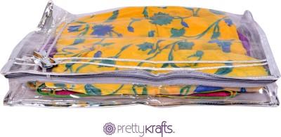 PRETTY KRAFTS B1107_Silver PrettyKrafts Lehanga / Heavy Sari Cover 3