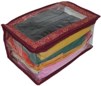 A-Maze Shawl covers Transparent Brocade - Upto 12 Pcs