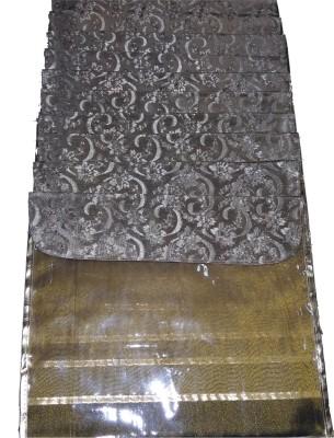 Ruhi's Creations Designer Ruhi's Designer Collection Saree Cover - Golden 7002