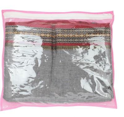 Mpkart Saree Bag Mpkart Pink Pack of 36 Saree Cover Zip Synthetic Pink Medium Utility Bag CM28