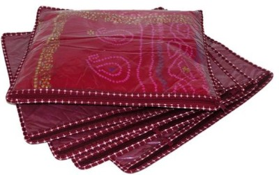 Addyz Plain Pack of 5 pcs - Single Saree Cover Bag
