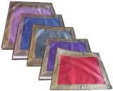 Nidhi Designer Multi Golden Border MULT-...