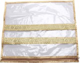 Angel Quilts Saree Cover Angqui-18 (Gold...