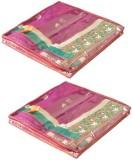 Srajanaa Saree Cover Premium / Saree Pou...