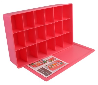 AND Retails 18-Cell Multi-Utility Storage Box with Lid AND002403