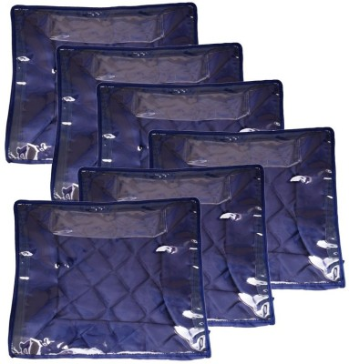 Mun Shree Designer Double Sarten 5 Saree Cover Box(Pack Of 6) MS-12