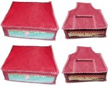 Ombags & More Saree Cover Combo Of 2 And...