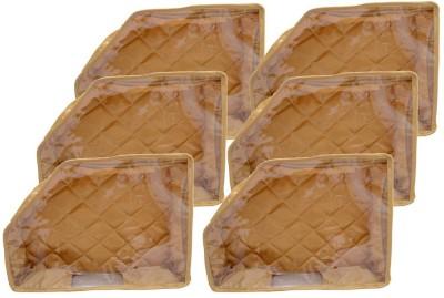Mun Shree Designer Double Sarten Plastic 15Pcs Blouse Cover(Pack Of 6) MS-31