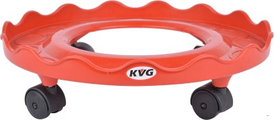 KVG Gas Cylinder Trolley(Red)