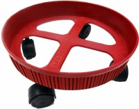 Giftmania Gas Cylinder Trolley(Red, Pack of 1)