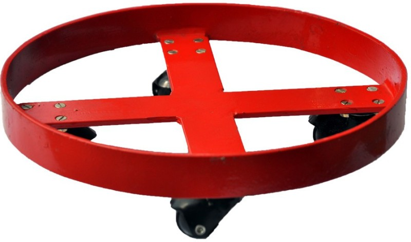 Anant Enterprises Gas Cylinder Trolley(Red, Pack of 1)