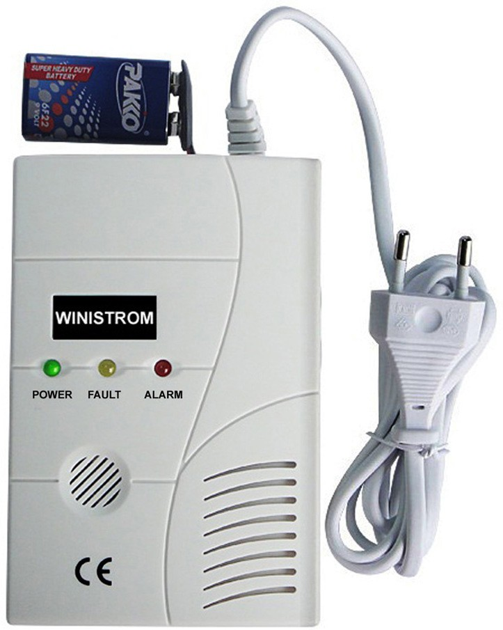 View Winistrom GASEC-A101 Wireless Sensor Security System Home Appliances Price Online(Winistrom)