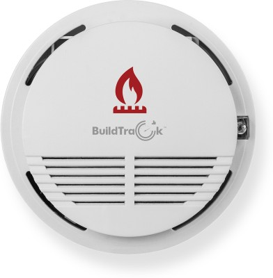 BuildTrack LPG PNG Gas Detector with Alert Alarm System for Gas Leakages at Home /Hotels/Offices Gas Detector