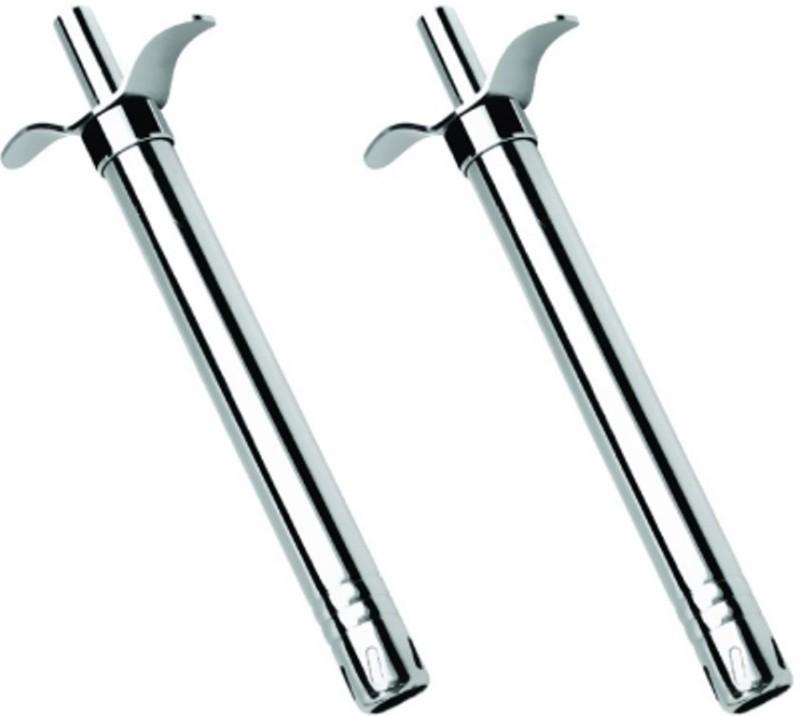 Navyamall Steel Gas Lighter(Steel, Pack of 2)