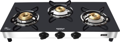 Maharaja Whiteline GS-104 Manual Gas Cooktop (3 Burner)