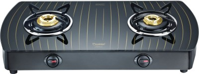 Prestige GTS-02 D 2 Burner Gas Cooktop