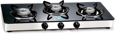 Glen Glass Cooktop Stainless Steel Manua...