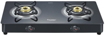 Prestige Royale Plus GT 02 Gas Cooktop (2 Burner)