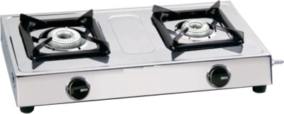 GLEN Stainless Steel Manual Gas Stove(2 Burners)