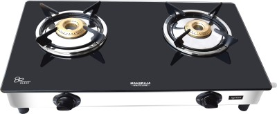 Maharaja Whiteline GS-103 Manual Gas Cooktop (2 Burner)