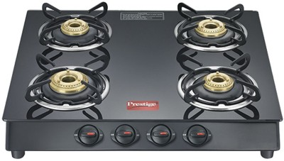 Prestige-Marvel-Glass-GTM-04-Gas-Cooktop-(4-Burner)