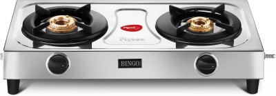 Pigeon Bingo Stainless Steel Manual Gas Stove