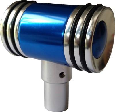 Auto Hub Metall, Plastic Gear Knob For(Blue, Silver, Black)