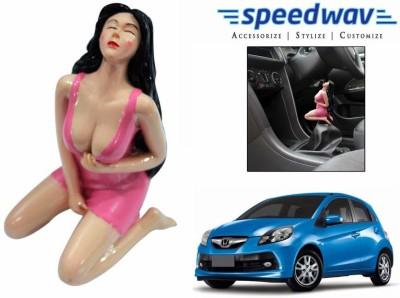 Speedwav Plastic Gear Knob For