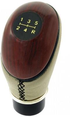 AutoStark Wood Gear Knob For