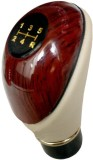 Samrah Leatherette Plastic Gear Knob For...