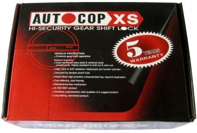 Autocop T-GLU-150mm Gear Lock