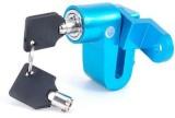 Indiashopers Bike Disc Lock Gear Lock (H...