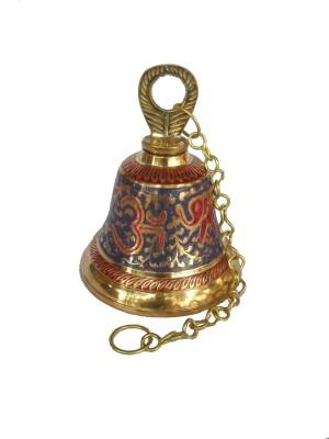 Sheela's Arts&Crafts Brass Decorative Bell