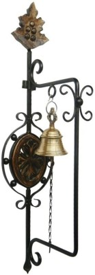 Craftatoz Wooden Decorative Bell