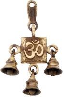 Aakrati Door Brass Decorative Bell(Brown, Pack of 1)