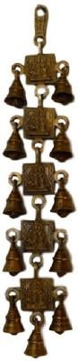 POOJA GHAR Brass Pooja Bell