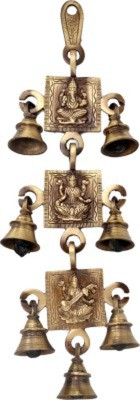 Gathbandhan Brass Decorative Bell