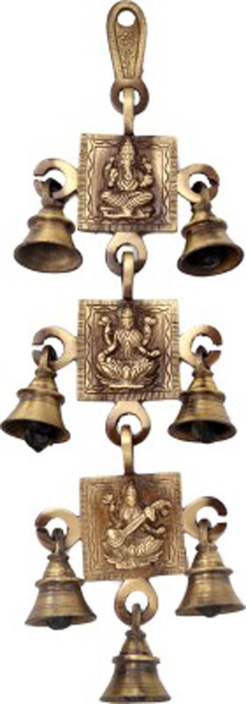 Gathbandhan Brass Decorative Bell