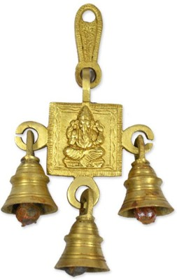 Craftuno Brass Decorative Bell