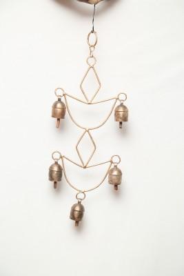 A33 Store 2 Diya Bell Brass Decorative Bell