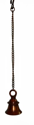 Radhika's World of Crafts Hanging Bell Brass Decorative Bell