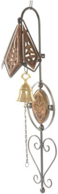 Crafts World Wooden Decorative Bell