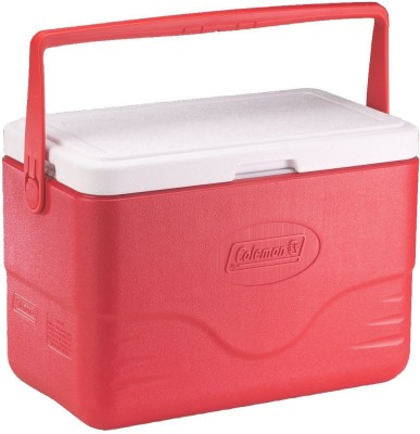 Coleman 28QT (26.49 Liters) Portable Insulated Box Cooler Ice Box Red