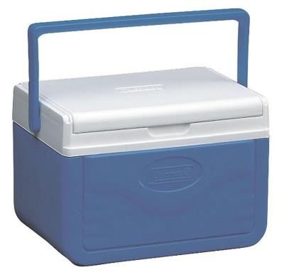 Coleman COOLER 5QT 5205A758G Cooler(Blue, 4.7 L)