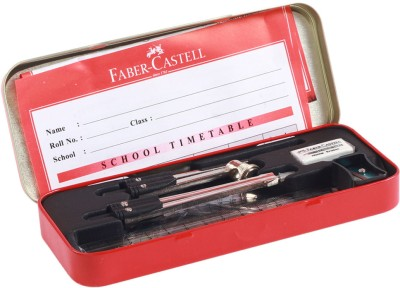 Faber-Castell Geometry Box(Multicolor)